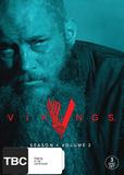Vikings: Season 4 - Volume 2 DVD