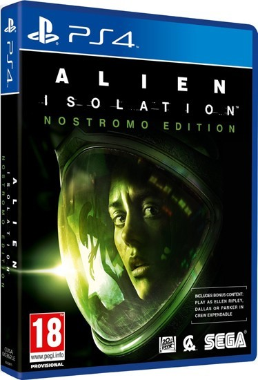 Alien: Isolation for PS4