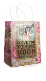 Papaya Gift Bag - Moon And Back