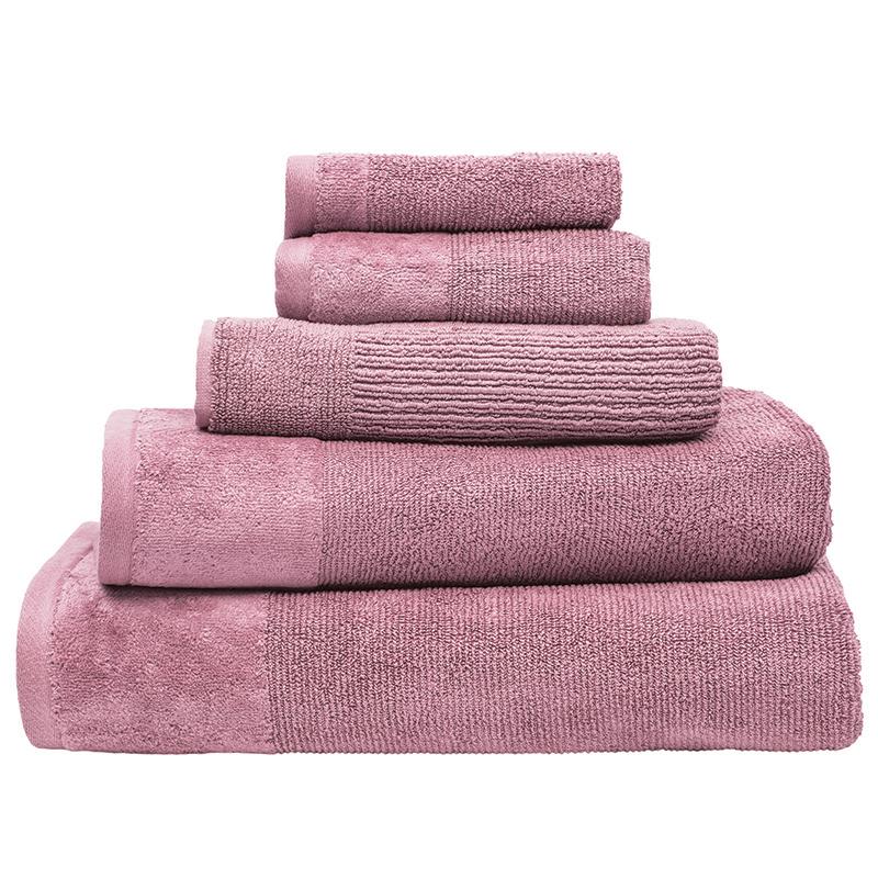 Bambury Costa Cotton Face Washer (Dusk) image