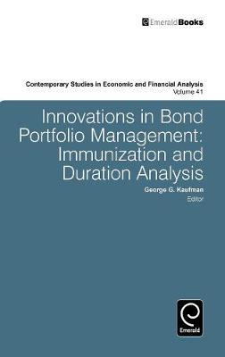 Innovations in Bond Portfolio Management