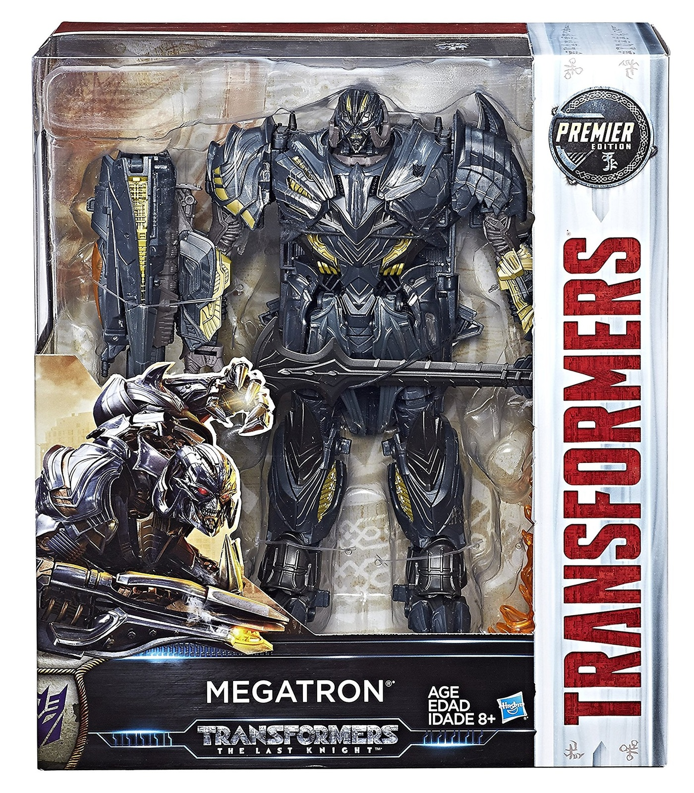 Transformers: The Last Knight - Premier Leader - Megatron image