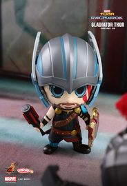 Thor 3: Ragnarok - Gladiator Thor Cosbaby Figure image