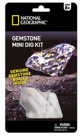 National Geographic: Gemstone Mini-Dig Kit