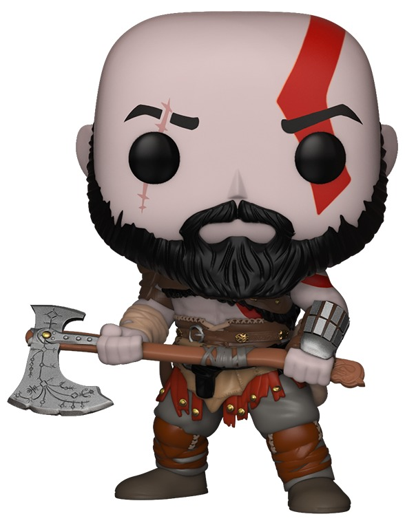 God of War: Kratos - Pop! Vinyl Figure