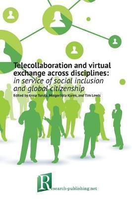 Telecollaboration and virtual exchange across disciplines by Malgorzata Kurek image