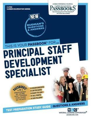 Principal Staff Development Specialist by National Learning Corporation