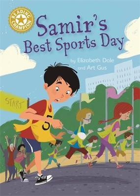 Reading Champion: Samir's Best Sports Day by Elizabeth Dale