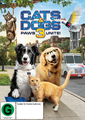 Cats & Dogs 3: Paws Unite on DVD