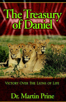 The Treasury of Daniel by Dr Martin Prine image