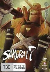 Samurai 7 - Vol. 3: From Farm To Fortress on DVD