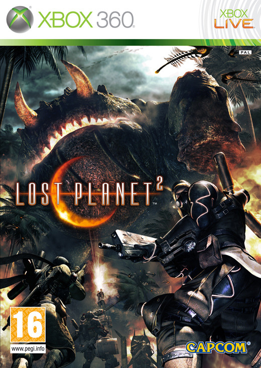 Lost Planet 2 for Xbox 360