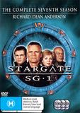 Stargate SG-1 - Season 7 (6 Disc Set) (New Packaging) on DVD