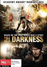 In Darkness on DVD