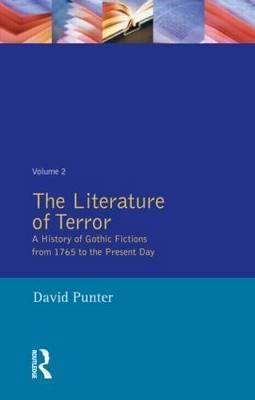 The Literature of Terror: Volume 2 by David Punter