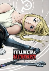Fullmetal Alchemist Vol 08 - The Altar Of Stone on DVD
