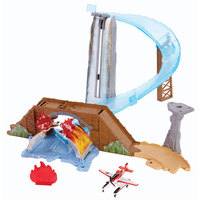 Disney Planes Waterfall Rescue Track Playset