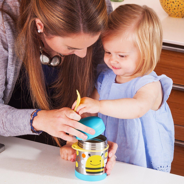 Skip Hop: Zoo Insulated Food Jar - Bee image
