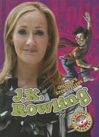 J.K. Rowling by Chris Bowman