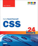 Sams Teach Yourself CSS in 24 Hours