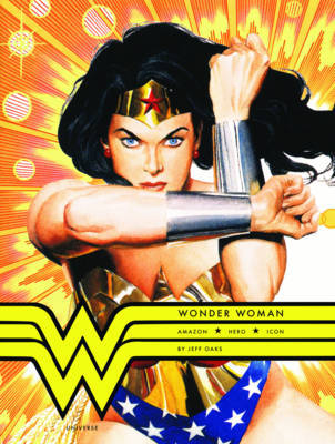 Wonder Woman by Jeff Oaks