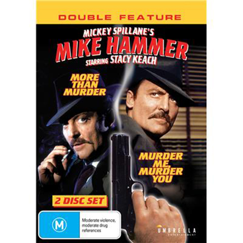 The Mickey Spillane Collection on DVD