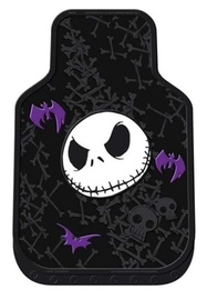 The Nightmare Before Christmas: Bones Floor Mat - 2-Pack