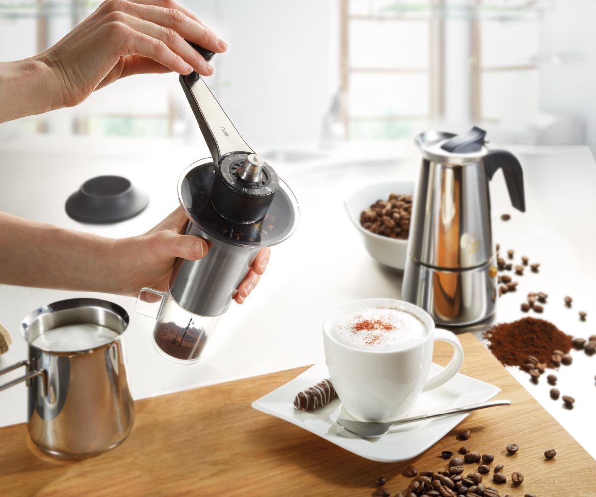 Gefu: Lorenzo Coffee Grinder image