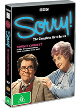 Sorry! - Complete Series 1 on DVD