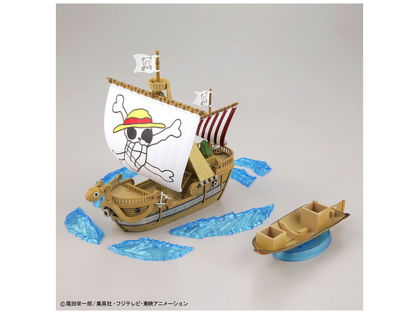 One Piece: Going Merry (Memorial Color Ver.) - Model Kit image