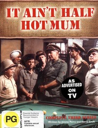 It Ain't Half Hot Mum - Complete Series 3 on DVD