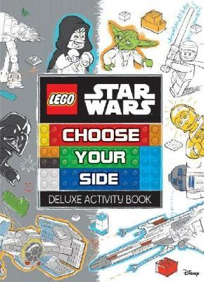 LEGO Star Wars Choose Your Side Deluxe Activity Book