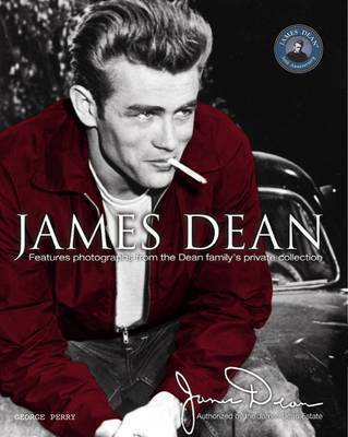 James Dean by George Perry image