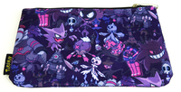 Loungefly Pokemon Cosmetic Bag - Ghost Generations