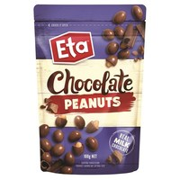 Chocolate Peanuts Pouch (100g)