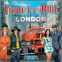 Ticket to Ride: London - Board Game