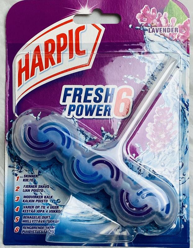 Harpic: Fresh Power Toilet Cleaner - Lavender
