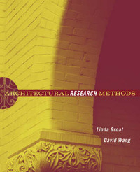 Architectural Research Methods by David Wang image