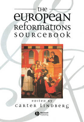 The European Reformations Sourcebook image