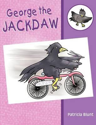George the Jackdaw by Patricia Blunt image