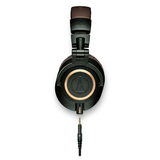 Audio-Technica ATH-M50X Limited Edition Studio Monitors - Dark Green