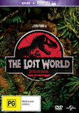 Jurassic Park: The Lost World DVD