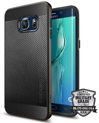 Spigen Galaxy S6 Edge+ Case Neo Hybrid Carbon - Gunmetal
