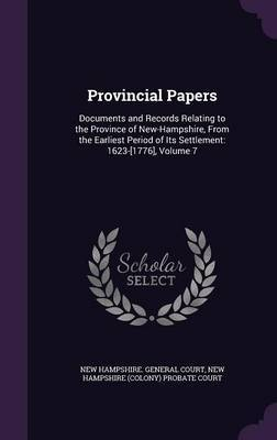 Provincial Papers image