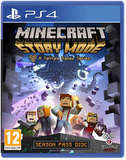 Minecraft: Story Mode for PS4