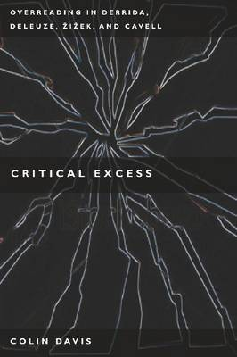 Critical Excess by Colin Davis image