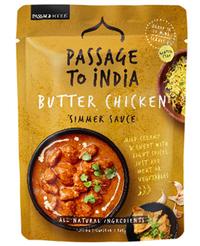 Passage to India - Butter Chicken Simmer Sauce 375g