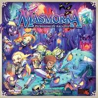 Masmorra: Dungeons of Arcadia - Board game