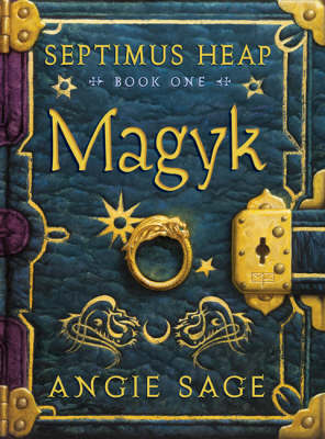 Magyk (Septimus Heap #1) by Angie Sage image