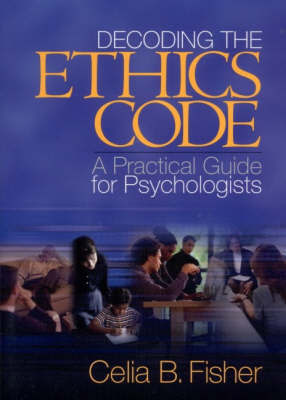 Decoding the Ethics Code by Celia B. Fisher image